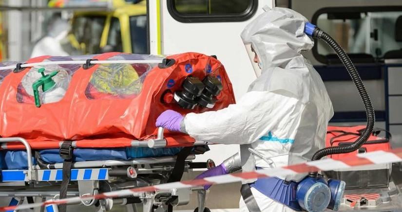 Rusiyada koronavirusdan ölənlərin sayı 10 500-ə çatır