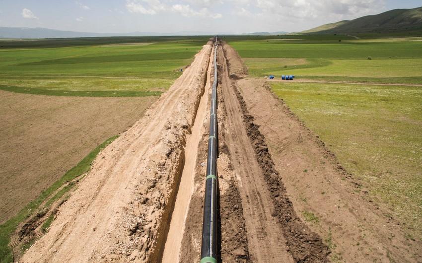 Турция может получить дополнительно 15 млрд кубометров газа по TANAP