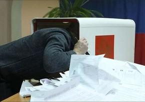 Ermənistanda parlament seçkilərinin nəticələrinin təkrar sayılması başa çatıb