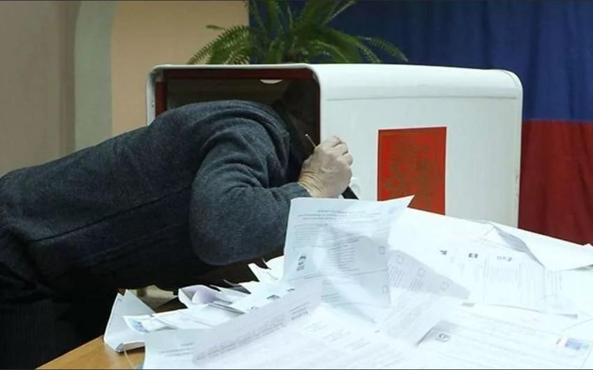 В Армении пересчитали голоса на выборах в парламент
