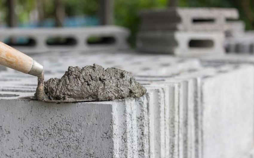 Gürcüstan Azərbaycandan sement idxalını 12,6% artırıb