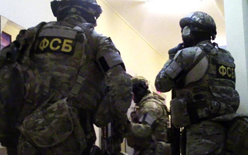 Rusiyada terror aktının qarşısı alınıb