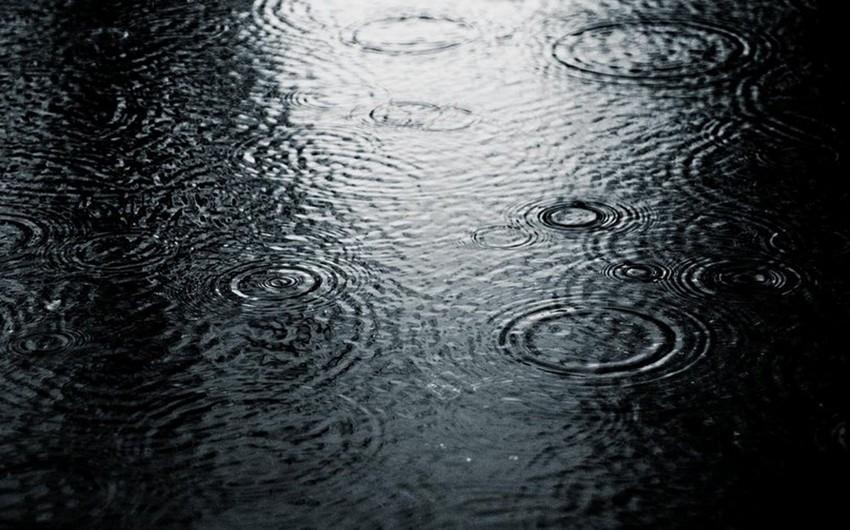 Sabah Azərbaycanın bəzi yerlərində yağış yağacaq