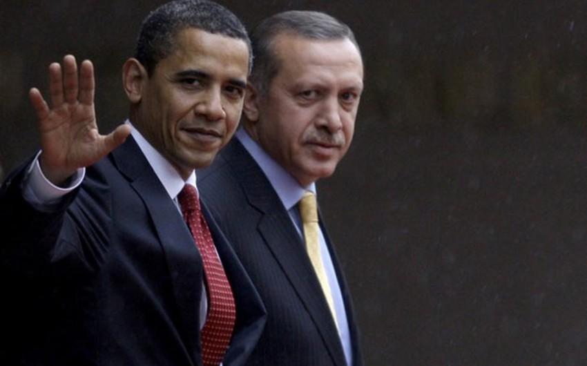 Obama təyyarə insidentini müzakirə etmək üçün Ərdoğanla görüşəcək