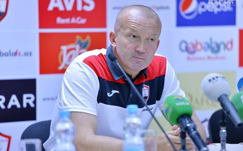 Роман Григорчук: Приоритетность игр еврокубка в Азербайджане объясняется интересом болельщиков
