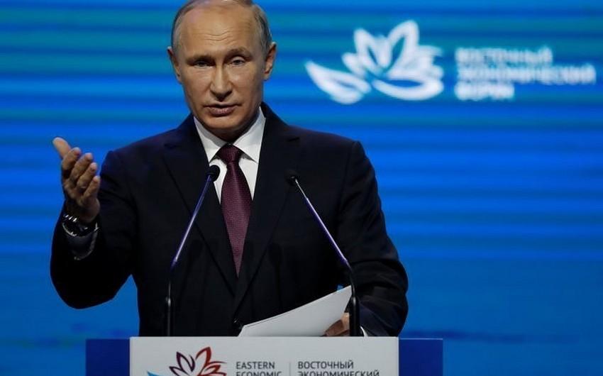 Путин: Турция, Индия и Китай могли бы участвовать в организации наподобие G7