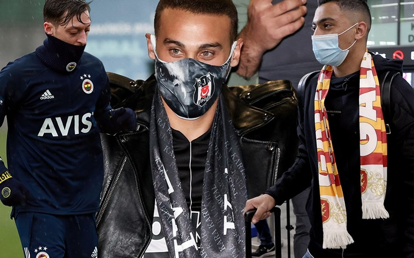 Türkiyə klublarının transferlərə xərclədikləri məbləğ açıqlandı