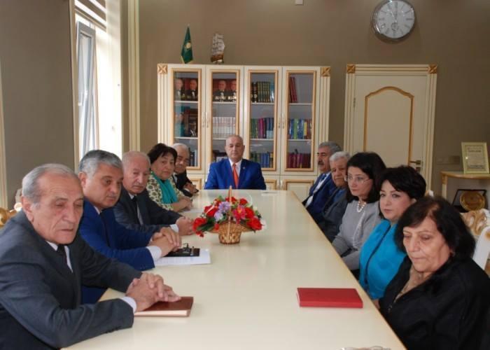 Rektor: Gəncə Dövlət Universitetində 6 min 337 nəfər təhsil alır