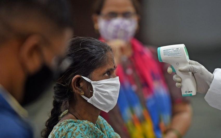 Индия установила новый рекорд по числу заразившихся COVID-19 за сутки