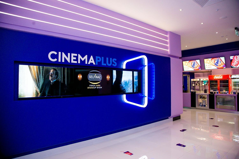 """""""CinemaPlus"""" Koronavirusla Mübarizəyə Dəstək Fonduna 100 min manat ayırdı"""