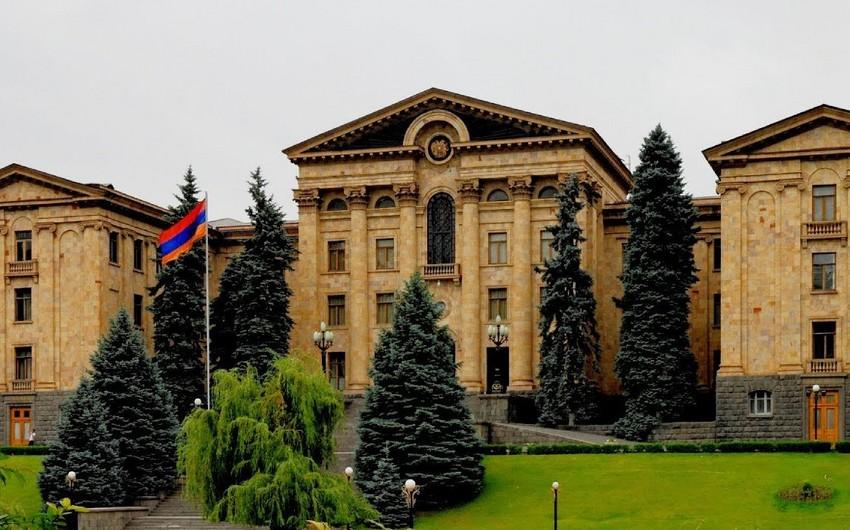 Bu gün Ermənistanda yeni çağırış parlamentin ilk iclası keçiriləcək