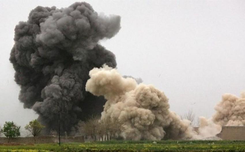 """Əfqanıstanda """"Taliban""""ın sığınacaqları bombalanıb, azı 20 silahlı zərərsizləşdirilib"""