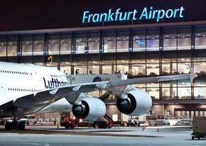 Almaniyanın Frankfurt-Han hava limanı müflis olub