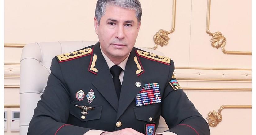 В МВД Азербайджана новое назначение