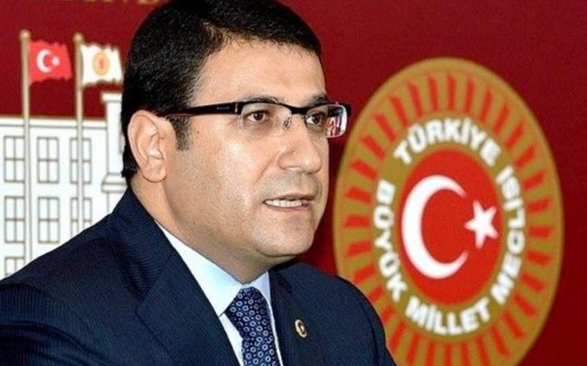 AKP-dən olan keçmiş deputat tutulub