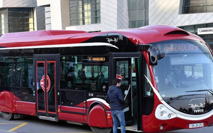 """""""BakuBus""""ın avtobusu gənc qızı vurub"""