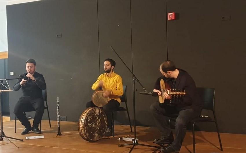 В Кольмаре состоялся концерт азербайджанской музыки - ФОТО