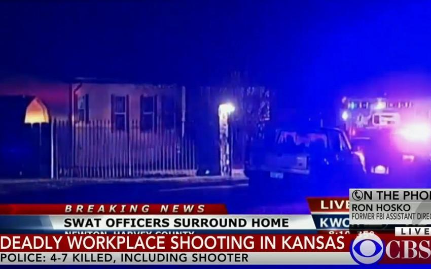 На заводе в США произошла стрельба, есть погибшие и раненые