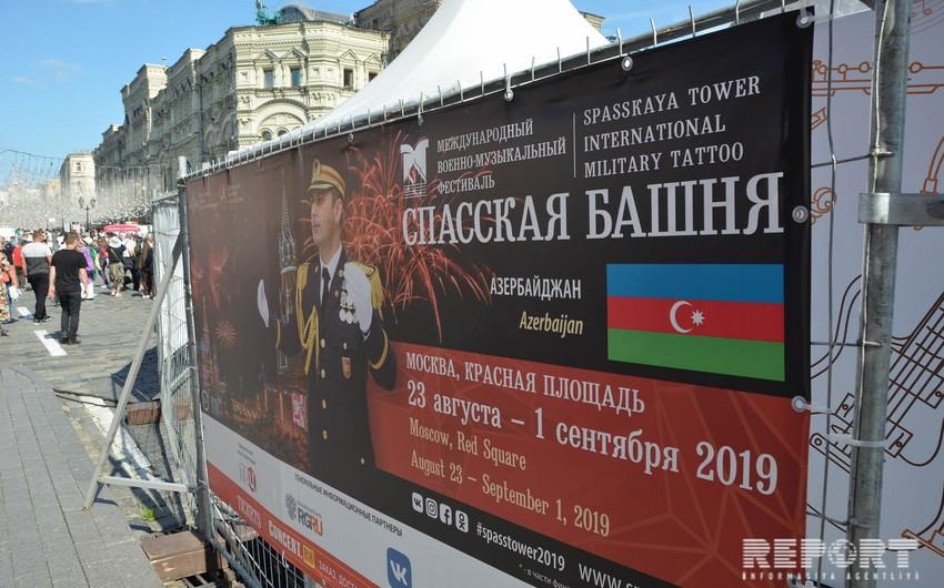 """Azərbaycan Moskvada """"Spasskaya başnya"""" musiqi festivalında iştirak edir"""