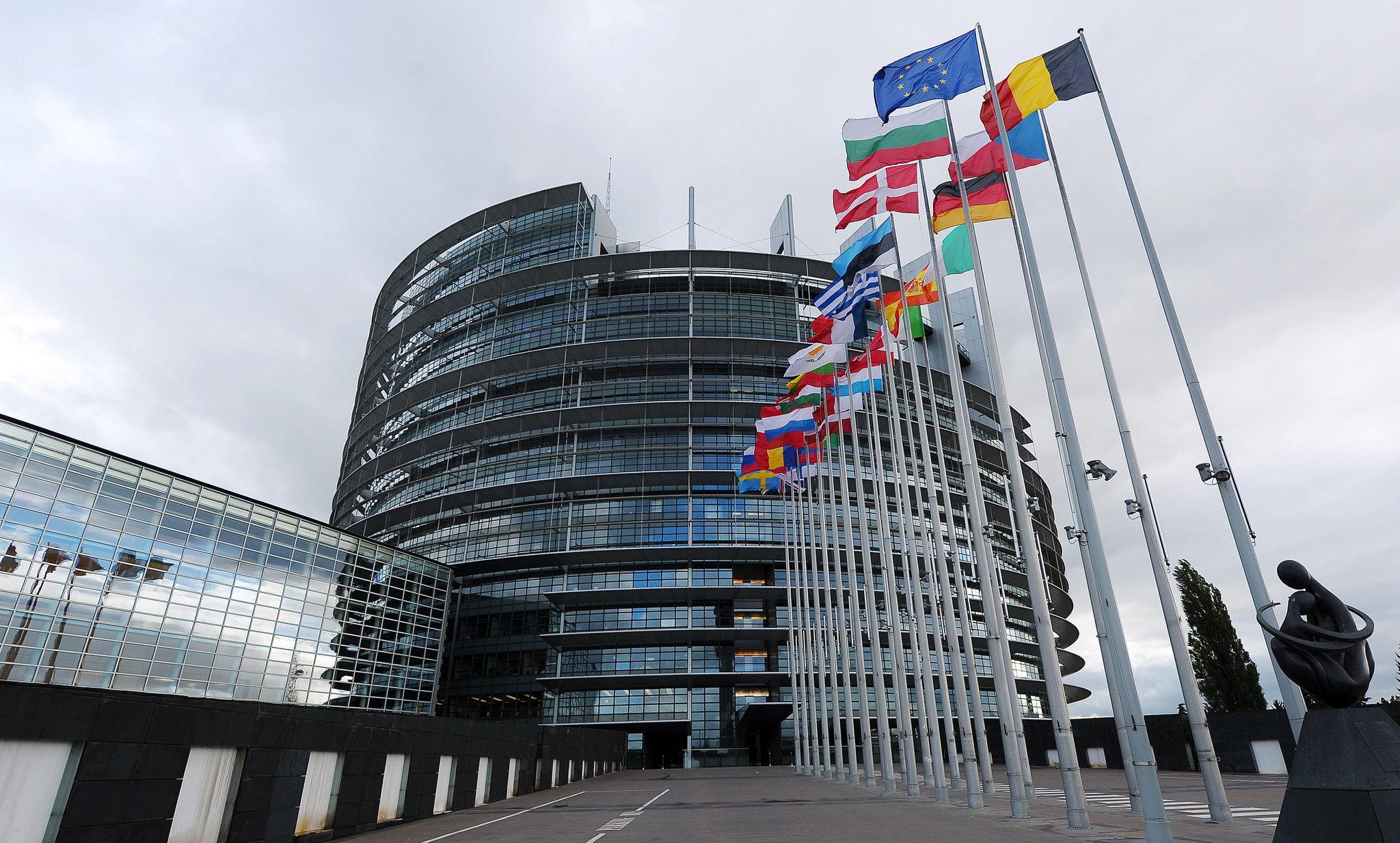 Avropa Parlamentinin binası qarət edilib, 50 deputatın notebooku oğurlanıb