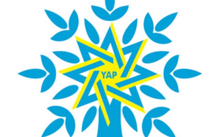 YAP Xəzər rayon təşkilatı Gənclər Birliyinə yeni sədr seçilib