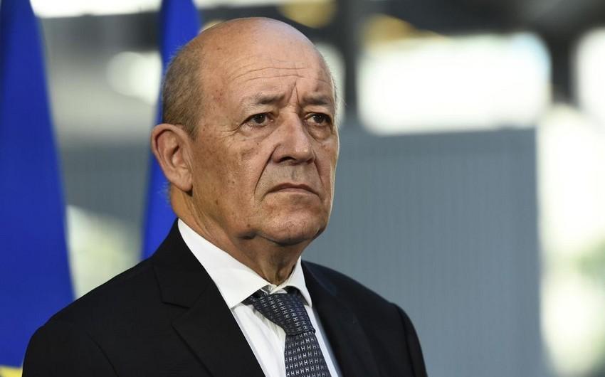 Fransa XİN: ABŞ-ın İrana qarşı sanksiyalarına cavab noyabr ayınadək hazırlanacaq