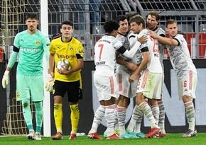 Bavariya 9-cu dəfə Almaniya Super Kubokunun qalibi olub