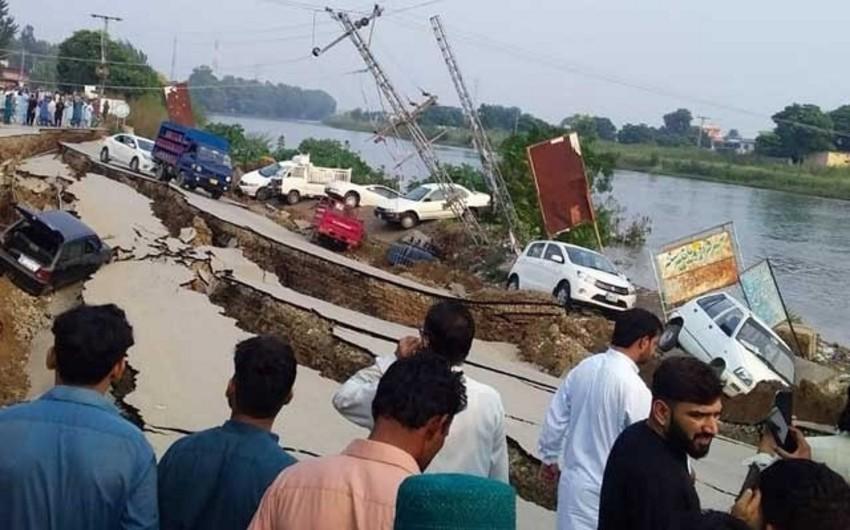 Pakistanda baş verən zəlzələ zamanı 38 nəfər həlak olub, 646 nəfər yaralanıb - YENİLƏNİB