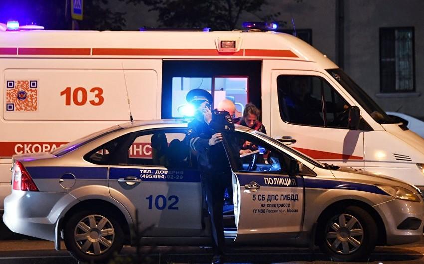 Saratovda baş verən yol qəzasında 3 nəfər ölüb