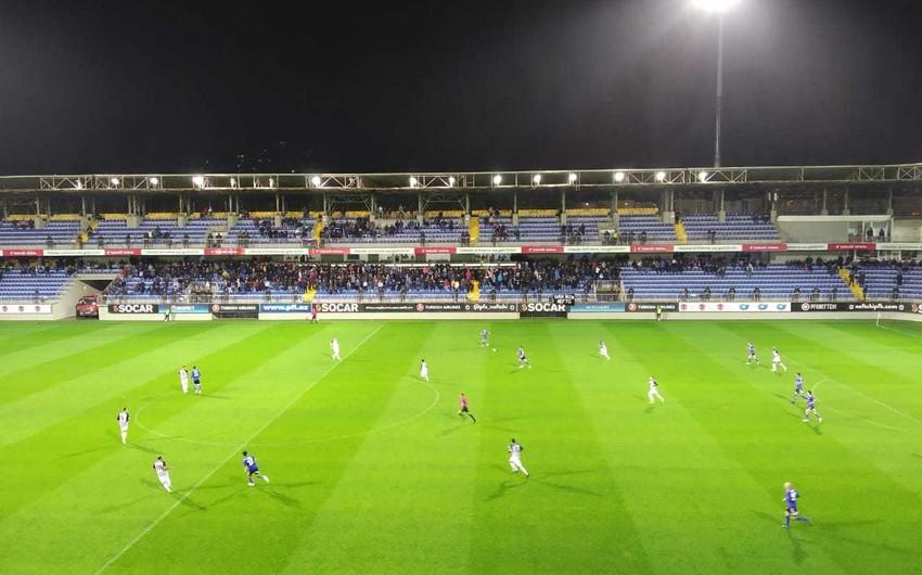 Neftçi - Qarabağ oyununda qalib müəyyənləşməyib - VİDEO