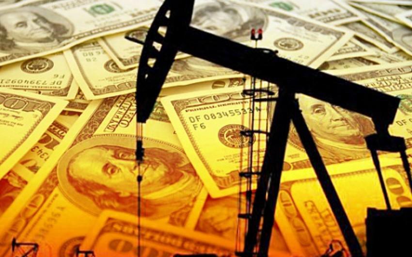 WTI markalı neftin qiyməti 50 dollardan aşağı düşüb