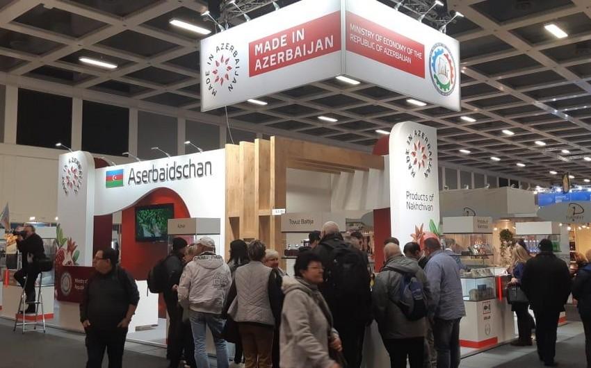 Азербайджанская продукция будет представлена на трех международных выставках