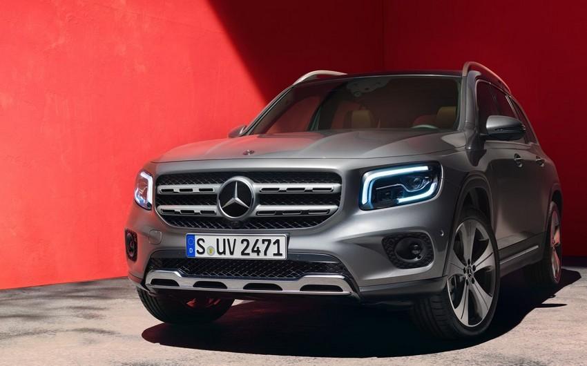 Mercedes istehsalçısının xalis mənfəəti 13 dəfə azalıb