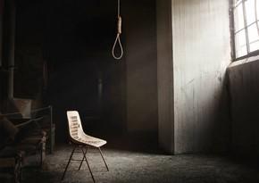 Qusarda ahıl kişi intihar etdi