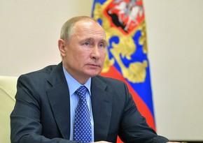 Putin nazirləri istefaya göndərdi