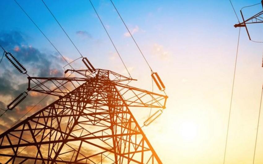 Elektrik enerjisi və qaz təchizatı üzrə 1-ci rübdə razılıq verilən layihələrin sayı açıqlandı