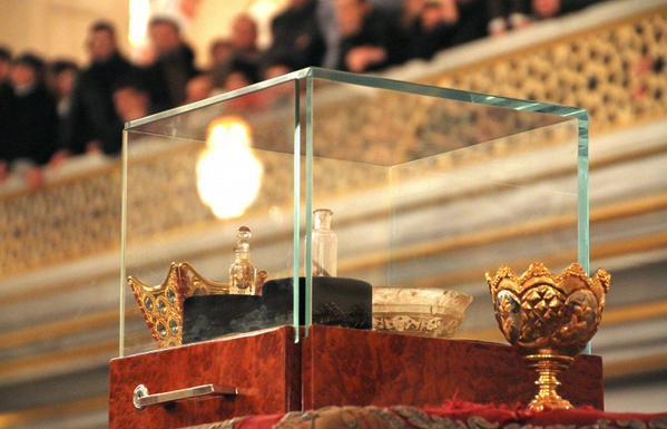 В Москву 25 января доставят частицу волоса пророка Мухаммеда