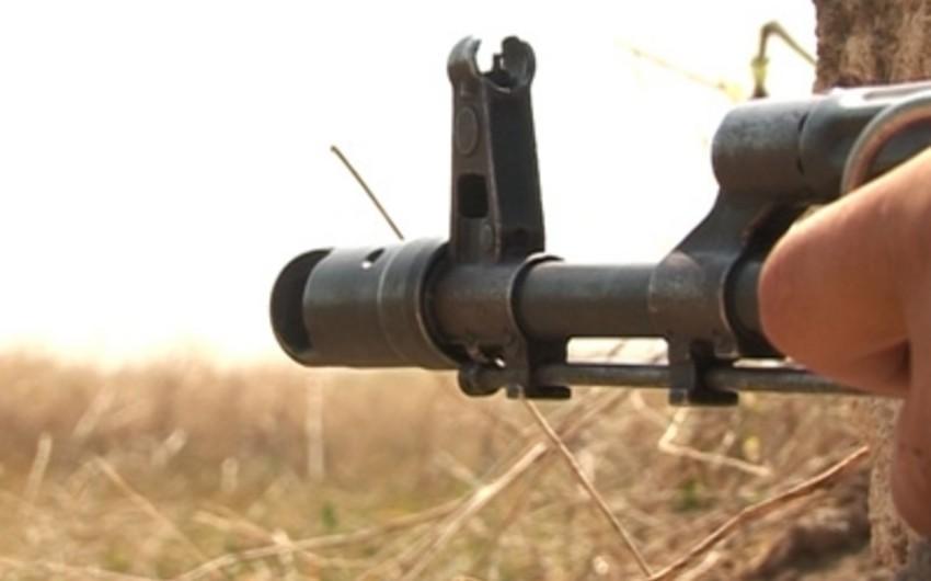 Ermənistan ordusunun zabiti öldürülüb