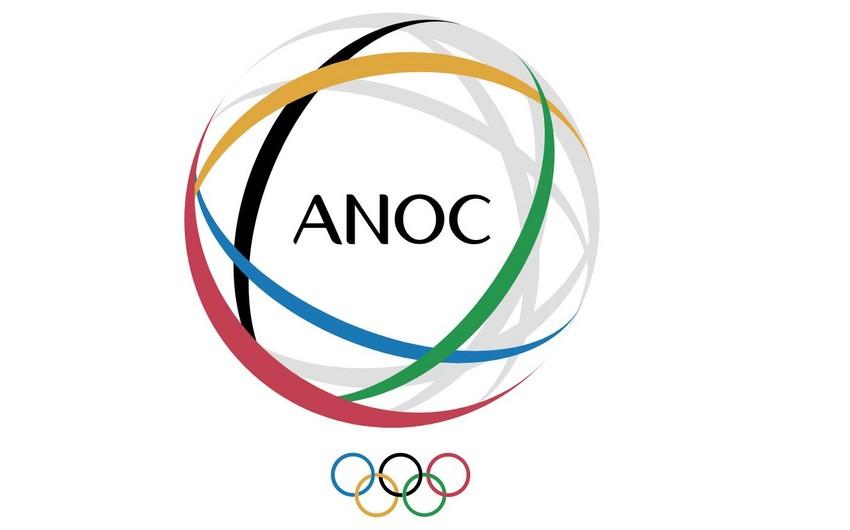 Azərbaycan nümayəndə heyəti ANOC-un XXII Baş Assambleyasında iştirak edəcək
