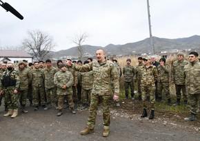 Ali Baş Komandan: Düşmən bilirdi Şuşa azad edilməmiş müharibə dayana bilməz