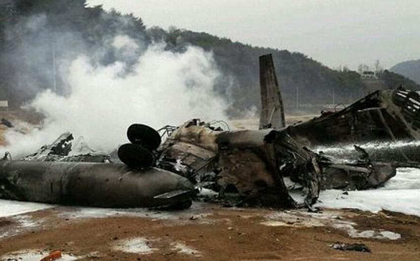 KİV: Bəşşar Əsəd qüvvələrinə məxsus helikopter vurulub
