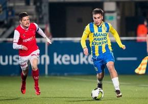 Millimizin futbolçusu Niderland klubunda ilk qolunu vurdu