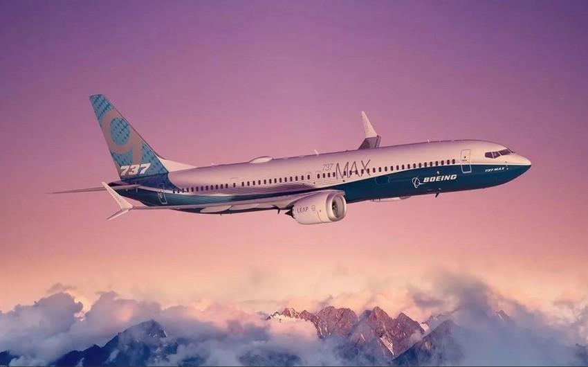 """Sabah ilk dəfə """"Boeing 737-8 MAX""""ın uçuşları bərpa edilir"""