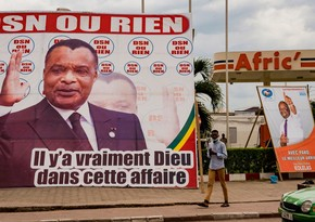 Congo's opposition candidate dies a day after elections