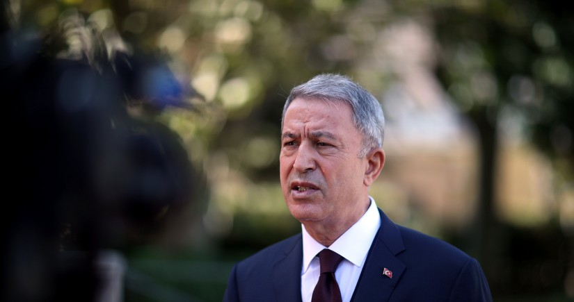 Hulusi Akar: Inter-post patrol service to be conducted in Karabakh