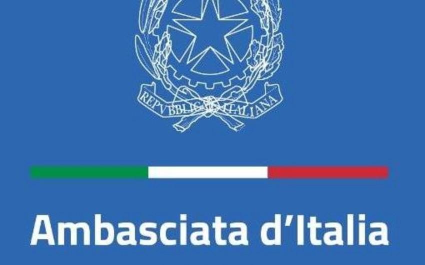 Италия выразила глубокие соболезнования семьям погибших при пожаре в Наркоцентре
