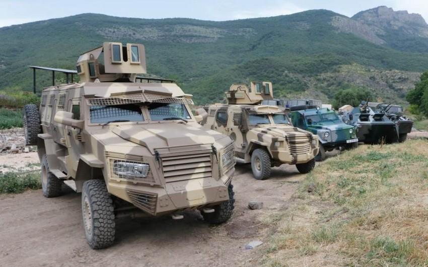 На границе с Арменией начала действовать еще одна воинская часть