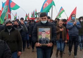 Героически погибший разведчик похоронен в Джалилабаде