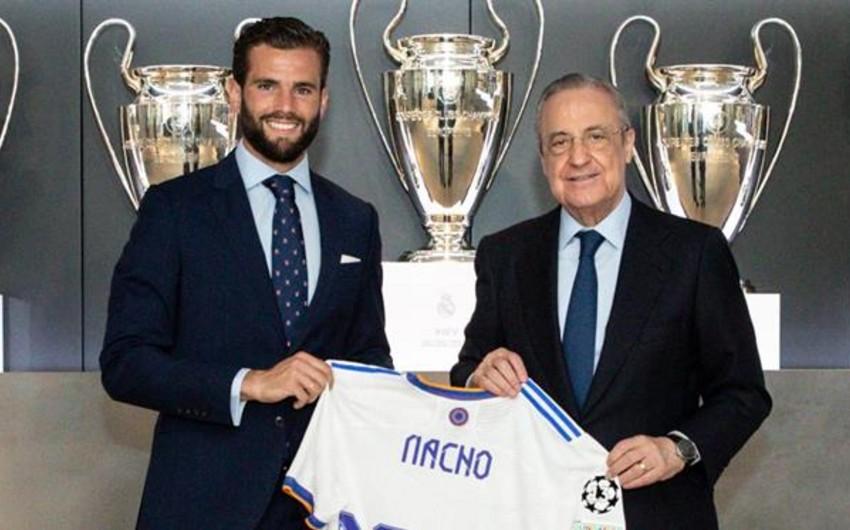 Real Madrid müdafiəçisi ilə müqaviləni uzatdı