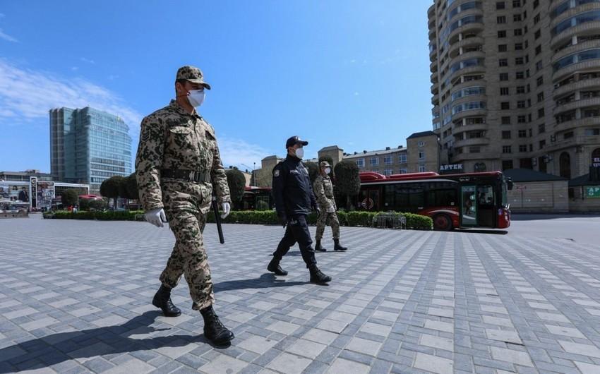 В 16 городах и районах Азербайджана начался жесткийкарантинный режим
